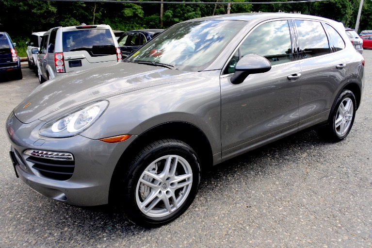 Used Used 2012 Porsche Cayenne S Hybrid for sale $28,800 at Metro West Motorcars LLC in Shrewsbury MA