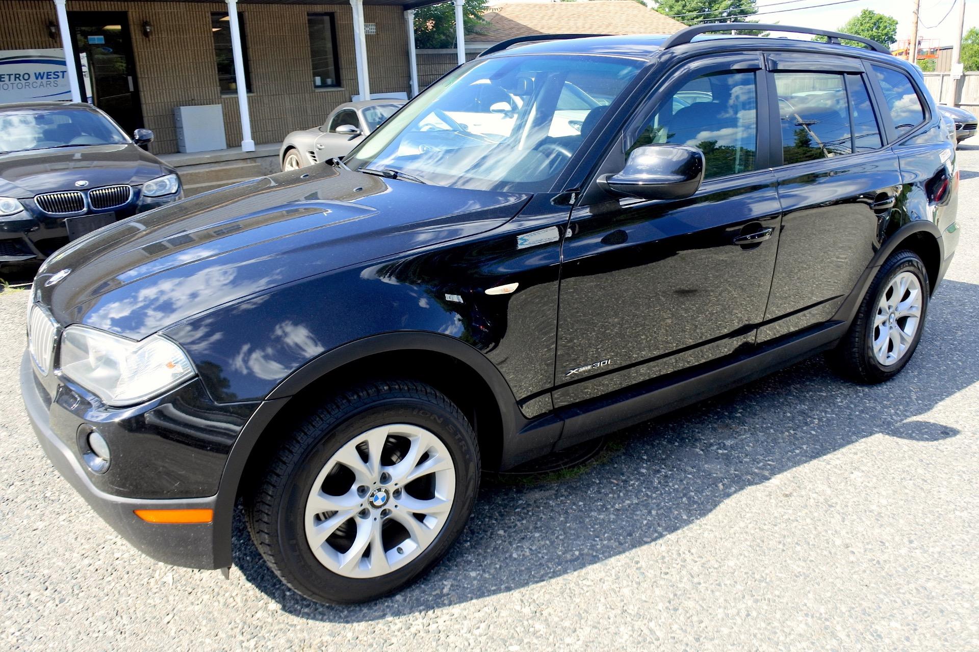 Used 2010 BMW X3 AWD 4dr 30i Used 2010 BMW X3 AWD 4dr 30i for sale  at Metro West Motorcars LLC in Shrewsbury MA 1