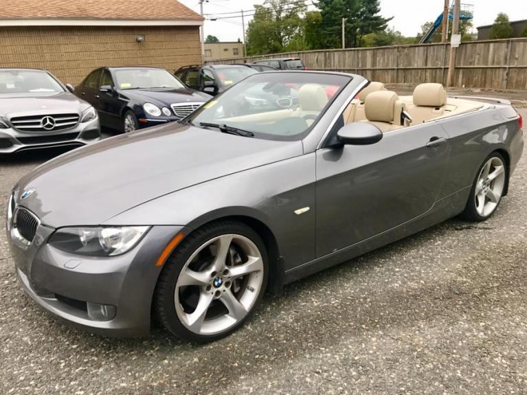 Used 2008 BMW 3 Series 2dr Conv 335i Used 2008 BMW 3 Series 2dr Conv 335i for sale  at Metro West Motorcars LLC in Shrewsbury MA 1