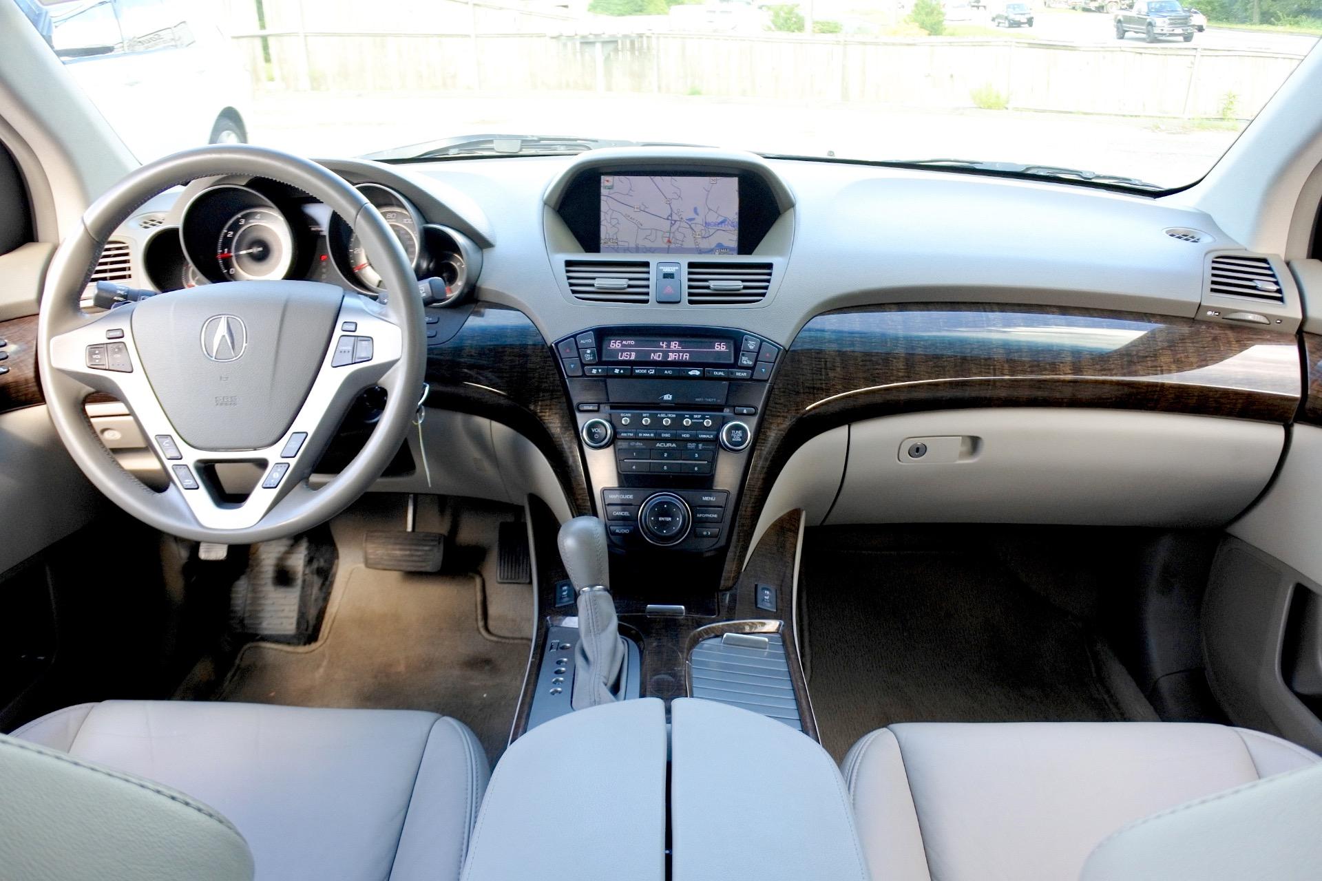 Used 2011 Acura Mdx AWD Tech Pkg Used 2011 Acura Mdx AWD Tech Pkg for sale  at Metro West Motorcars LLC in Shrewsbury MA 9