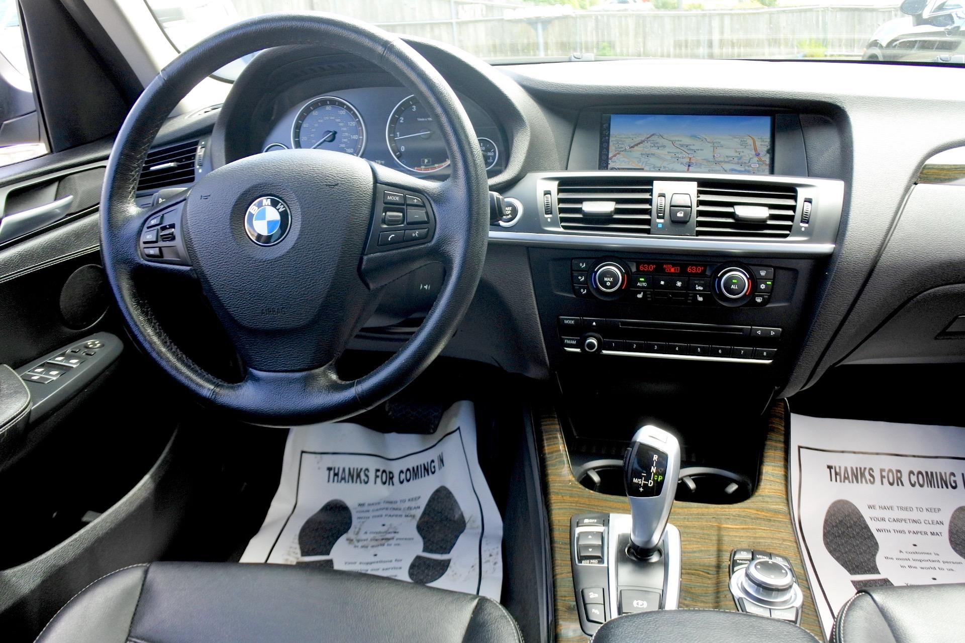 Used 2013 BMW X3 AWD 4dr xDrive28i Used 2013 BMW X3 AWD 4dr xDrive28i for sale  at Metro West Motorcars LLC in Shrewsbury MA 10