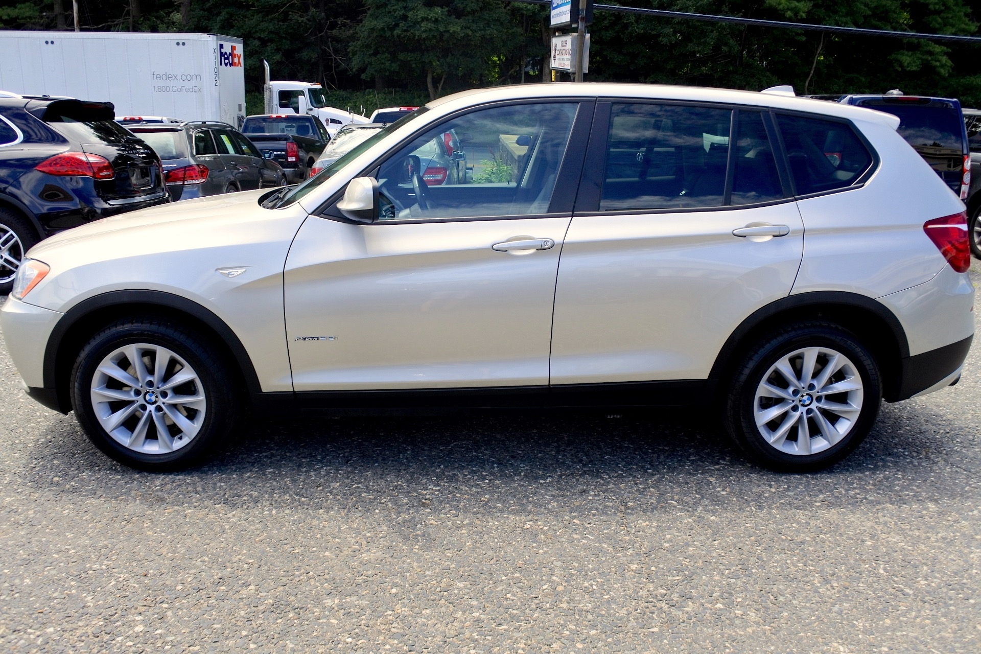 Used 2013 BMW X3 AWD 4dr xDrive28i Used 2013 BMW X3 AWD 4dr xDrive28i for sale  at Metro West Motorcars LLC in Shrewsbury MA 2