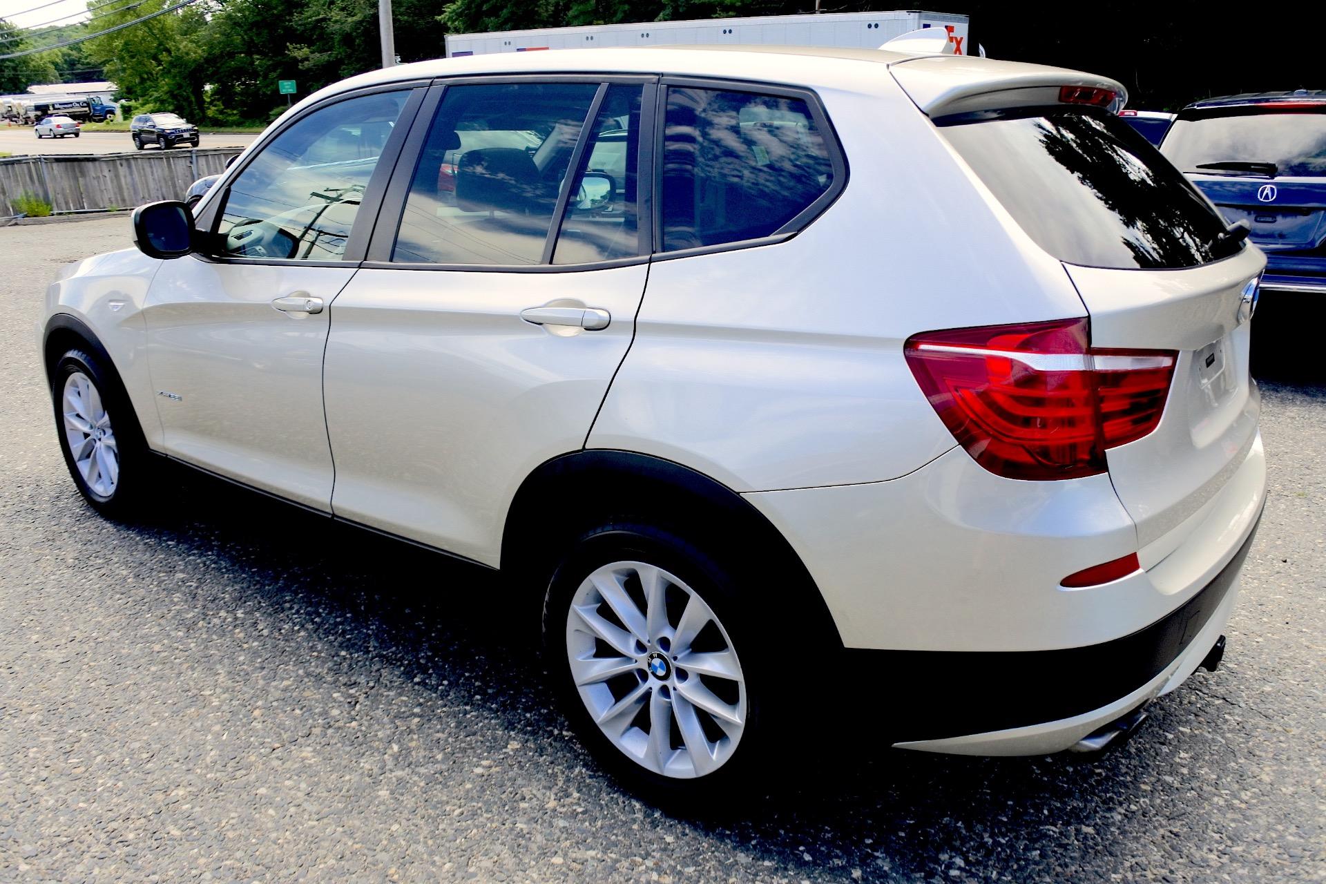 Used 2013 BMW X3 AWD 4dr xDrive28i Used 2013 BMW X3 AWD 4dr xDrive28i for sale  at Metro West Motorcars LLC in Shrewsbury MA 3