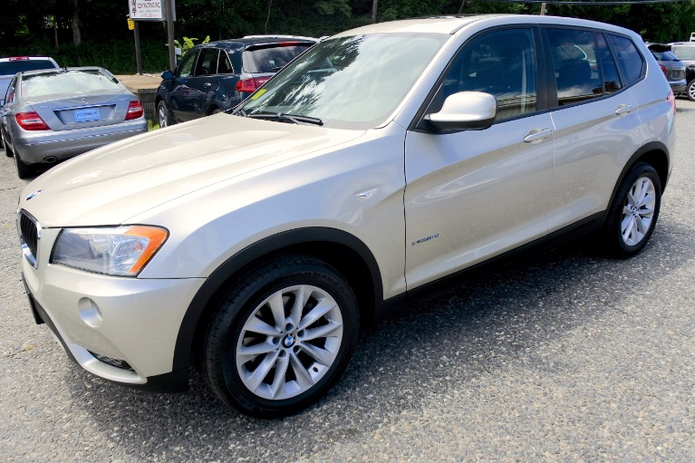 Used Used 2013 BMW X3 AWD 4dr xDrive28i for sale $11,880 at Metro West Motorcars LLC in Shrewsbury MA