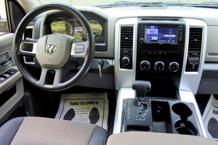 Used 2011 Ram 1500 4WD Crew Cab 140.5' Big Horn Used 2011 Ram 1500 4WD Crew Cab 140.5' Big Horn for sale  at Metro West Motorcars LLC in Shrewsbury MA 10