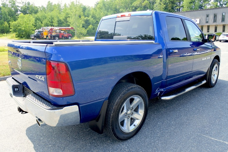 Used 2011 Ram 1500 4WD Crew Cab 140.5' Big Horn Used 2011 Ram 1500 4WD Crew Cab 140.5' Big Horn for sale  at Metro West Motorcars LLC in Shrewsbury MA 5