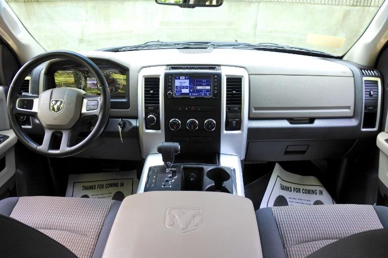 Used 2011 Ram 1500 4WD Crew Cab 140.5' Big Horn Used 2011 Ram 1500 4WD Crew Cab 140.5' Big Horn for sale  at Metro West Motorcars LLC in Shrewsbury MA 9