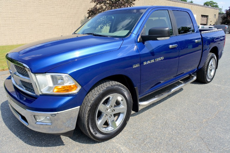 Used Used 2011 Ram 1500 4WD Crew Cab 140.5' Big Horn for sale $12,885 at Metro West Motorcars LLC in Shrewsbury MA