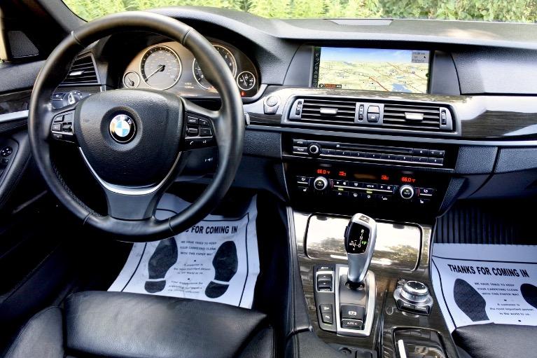 Used 2012 BMW 5 Series 4dr Sdn 528i xDrive AWD Used 2012 BMW 5 Series 4dr Sdn 528i xDrive AWD for sale  at Metro West Motorcars LLC in Shrewsbury MA 10