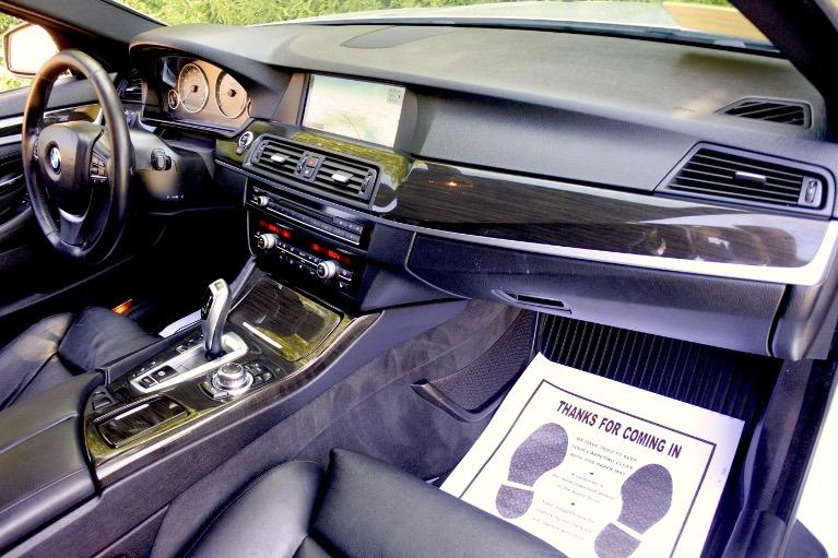 Used 2012 BMW 5 Series 4dr Sdn 528i xDrive AWD Used 2012 BMW 5 Series 4dr Sdn 528i xDrive AWD for sale  at Metro West Motorcars LLC in Shrewsbury MA 19