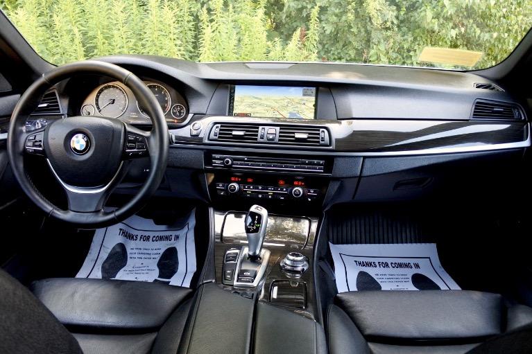 Used 2012 BMW 5 Series 4dr Sdn 528i xDrive AWD Used 2012 BMW 5 Series 4dr Sdn 528i xDrive AWD for sale  at Metro West Motorcars LLC in Shrewsbury MA 9