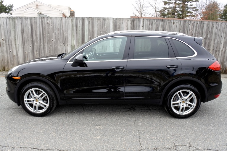 Used 2014 Porsche Cayenne AWD Used 2014 Porsche Cayenne AWD for sale  at Metro West Motorcars LLC in Shrewsbury MA 2
