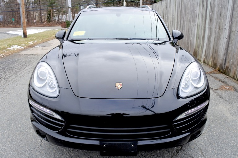 Used 2014 Porsche Cayenne AWD Used 2014 Porsche Cayenne AWD for sale  at Metro West Motorcars LLC in Shrewsbury MA 8