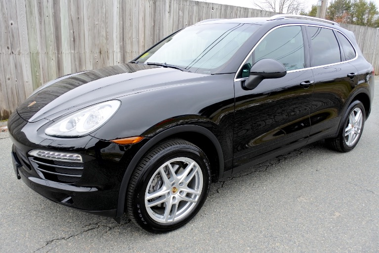 Used Used 2014 Porsche Cayenne AWD for sale $21,800 at Metro West Motorcars LLC in Shrewsbury MA