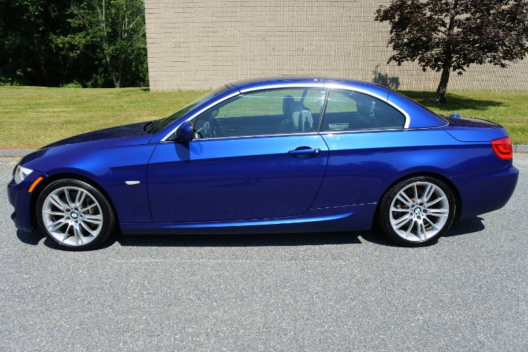 Used 2013 BMW 3 Series 2dr Conv 335i Used 2013 BMW 3 Series 2dr Conv 335i for sale  at Metro West Motorcars LLC in Shrewsbury MA 19