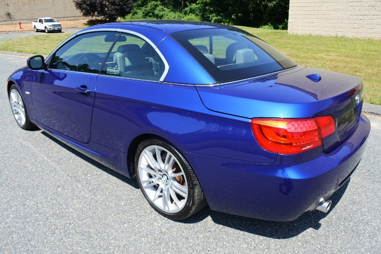 Used 2013 BMW 3 Series 2dr Conv 335i Used 2013 BMW 3 Series 2dr Conv 335i for sale  at Metro West Motorcars LLC in Shrewsbury MA 20