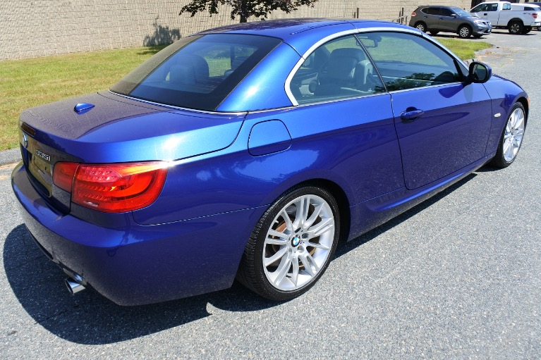 Used 2013 BMW 3 Series 2dr Conv 335i Used 2013 BMW 3 Series 2dr Conv 335i for sale  at Metro West Motorcars LLC in Shrewsbury MA 21