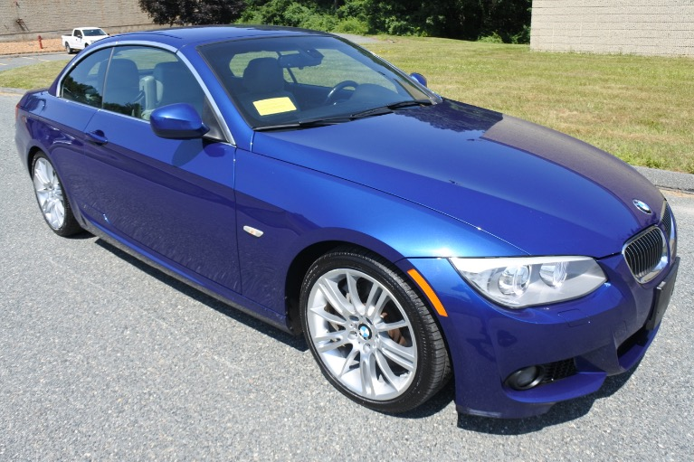 Used 2013 BMW 3 Series 2dr Conv 335i Used 2013 BMW 3 Series 2dr Conv 335i for sale  at Metro West Motorcars LLC in Shrewsbury MA 23