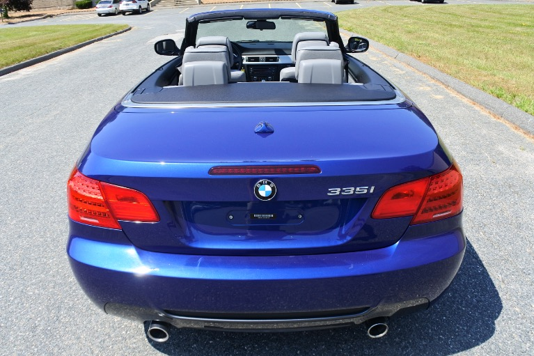 Used 2013 BMW 3 Series 2dr Conv 335i Used 2013 BMW 3 Series 2dr Conv 335i for sale  at Metro West Motorcars LLC in Shrewsbury MA 4