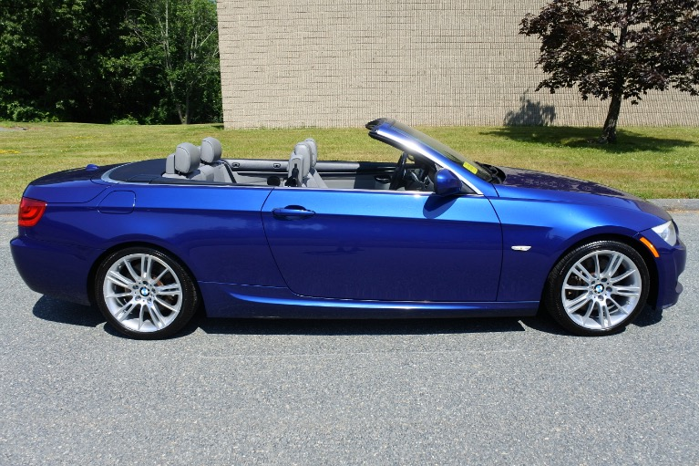 Used 2013 BMW 3 Series 2dr Conv 335i Used 2013 BMW 3 Series 2dr Conv 335i for sale  at Metro West Motorcars LLC in Shrewsbury MA 6