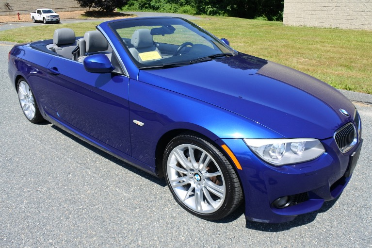 Used 2013 BMW 3 Series 2dr Conv 335i Used 2013 BMW 3 Series 2dr Conv 335i for sale  at Metro West Motorcars LLC in Shrewsbury MA 7