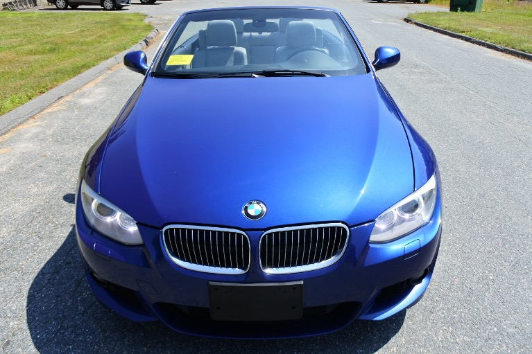 Used 2013 BMW 3 Series 2dr Conv 335i Used 2013 BMW 3 Series 2dr Conv 335i for sale  at Metro West Motorcars LLC in Shrewsbury MA 8