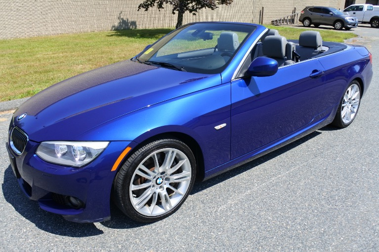 Used Used 2013 BMW 3 Series 2dr Conv 335i for sale $15,880 at Metro West Motorcars LLC in Shrewsbury MA