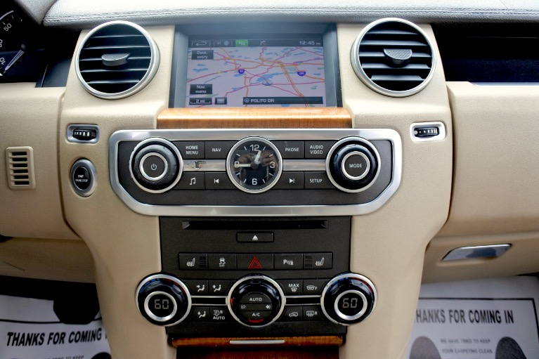 Used 2016 Land Rover Lr4 HSE Used 2016 Land Rover Lr4 HSE for sale  at Metro West Motorcars LLC in Shrewsbury MA 11
