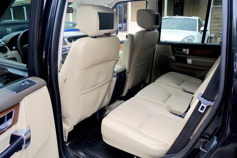 Used 2016 Land Rover Lr4 HSE Used 2016 Land Rover Lr4 HSE for sale  at Metro West Motorcars LLC in Shrewsbury MA 15