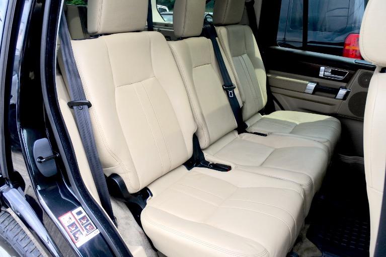 Used 2016 Land Rover Lr4 HSE Used 2016 Land Rover Lr4 HSE for sale  at Metro West Motorcars LLC in Shrewsbury MA 19
