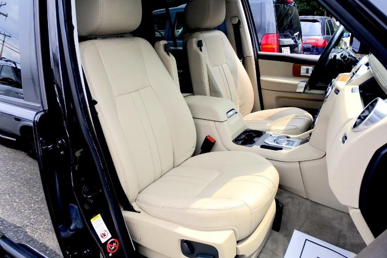 Used 2016 Land Rover Lr4 HSE Used 2016 Land Rover Lr4 HSE for sale  at Metro West Motorcars LLC in Shrewsbury MA 21