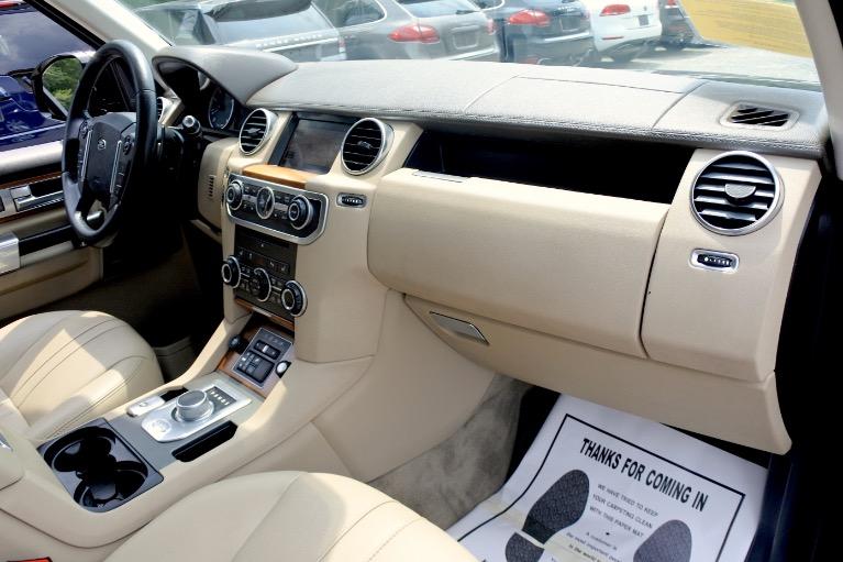 Used 2016 Land Rover Lr4 HSE Used 2016 Land Rover Lr4 HSE for sale  at Metro West Motorcars LLC in Shrewsbury MA 22
