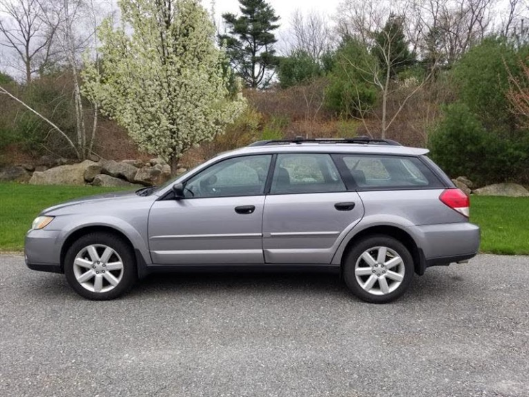 Used 2009 Subaru Outback 2.5i Special Edition Used 2009 Subaru Outback 2.5i Special Edition for sale  at Metro West Motorcars LLC in Shrewsbury MA 2