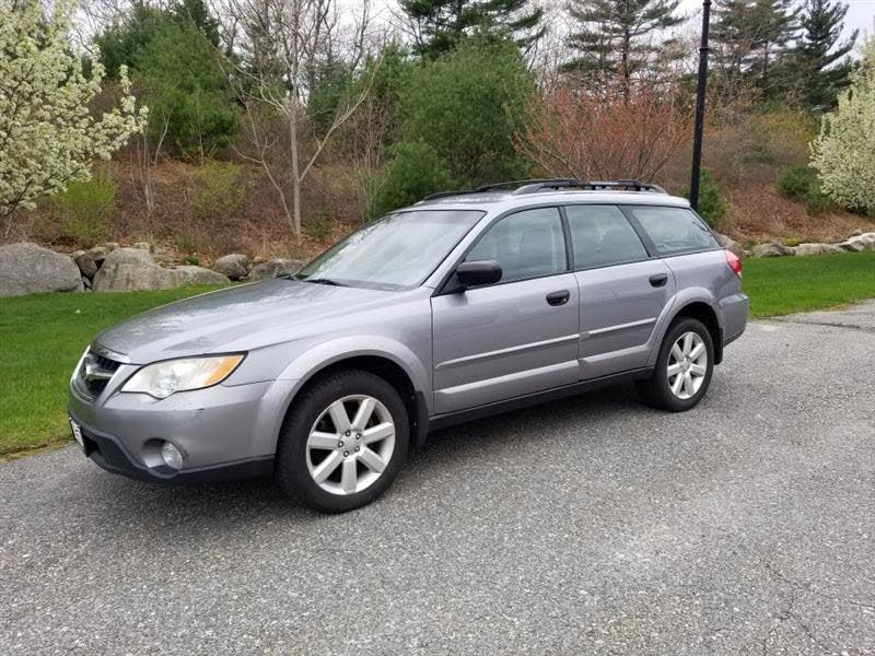 Used 2009 Subaru Outback 2.5i Special Edition Used 2009 Subaru Outback 2.5i Special Edition for sale  at Metro West Motorcars LLC in Shrewsbury MA 1