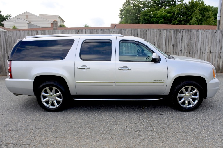 Used 2012 GMC Yukon Xl AWD 4dr 1500 Denali Used 2012 GMC Yukon Xl AWD 4dr 1500 Denali for sale  at Metro West Motorcars LLC in Shrewsbury MA 6