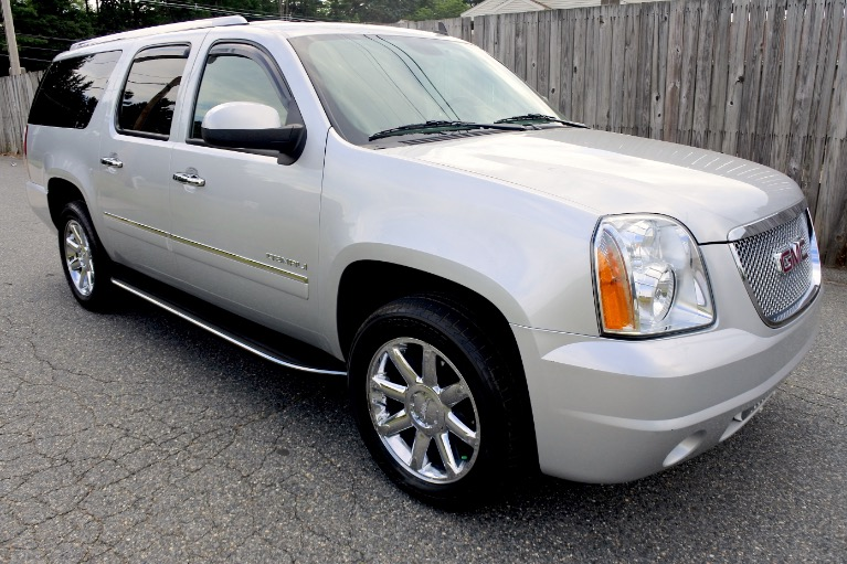 Used 2012 GMC Yukon Xl AWD 4dr 1500 Denali Used 2012 GMC Yukon Xl AWD 4dr 1500 Denali for sale  at Metro West Motorcars LLC in Shrewsbury MA 7