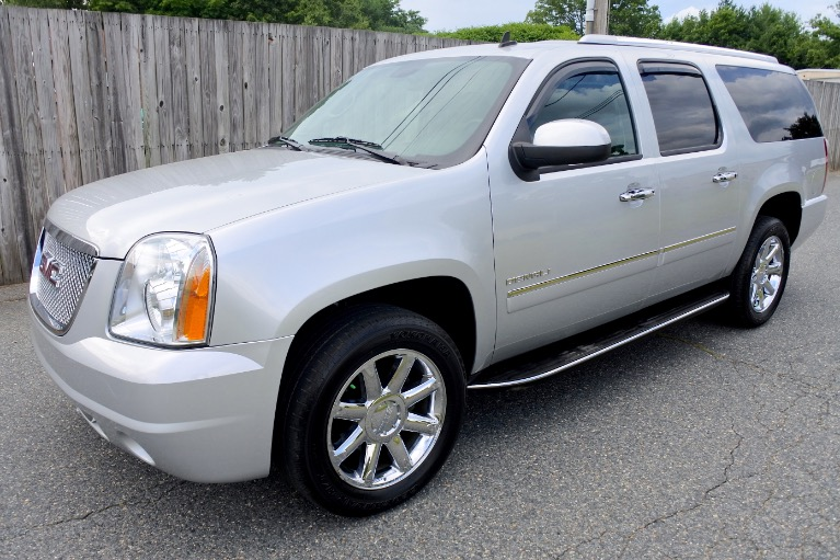 Used 2012 GMC Yukon Xl AWD 4dr 1500 Denali Used 2012 GMC Yukon Xl AWD 4dr 1500 Denali for sale  at Metro West Motorcars LLC in Shrewsbury MA 1