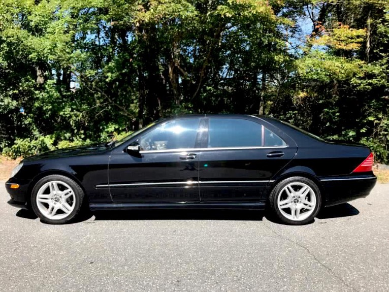Used 2006 Mercedes-Benz S-Class 4dr Sdn 4.3L Used 2006 Mercedes-Benz S-Class 4dr Sdn 4.3L for sale  at Metro West Motorcars LLC in Shrewsbury MA 2