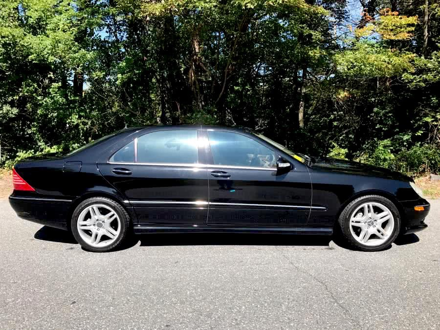 Used 2006 Mercedes-Benz S-Class 4dr Sdn 4.3L Used 2006 Mercedes-Benz S-Class 4dr Sdn 4.3L for sale  at Metro West Motorcars LLC in Shrewsbury MA 5