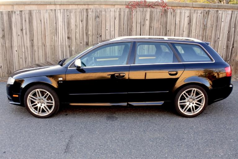 Used 2008 Audi S4 Avant Wagon Manual Used 2008 Audi S4 Avant Wagon Manual for sale  at Metro West Motorcars LLC in Shrewsbury MA 2