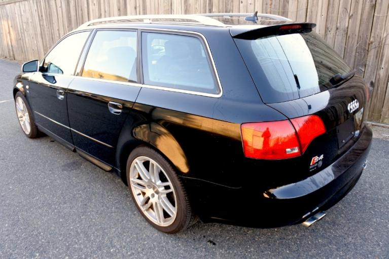 Used 2008 Audi S4 Avant Wagon Manual Used 2008 Audi S4 Avant Wagon Manual for sale  at Metro West Motorcars LLC in Shrewsbury MA 3