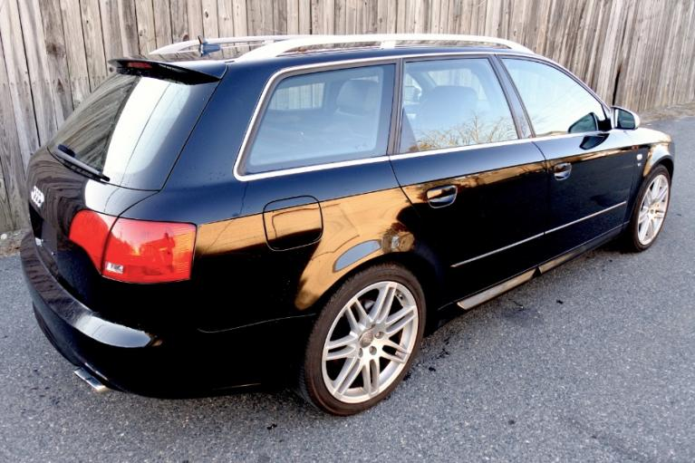 Used 2008 Audi S4 Avant Wagon Manual Used 2008 Audi S4 Avant Wagon Manual for sale  at Metro West Motorcars LLC in Shrewsbury MA 5