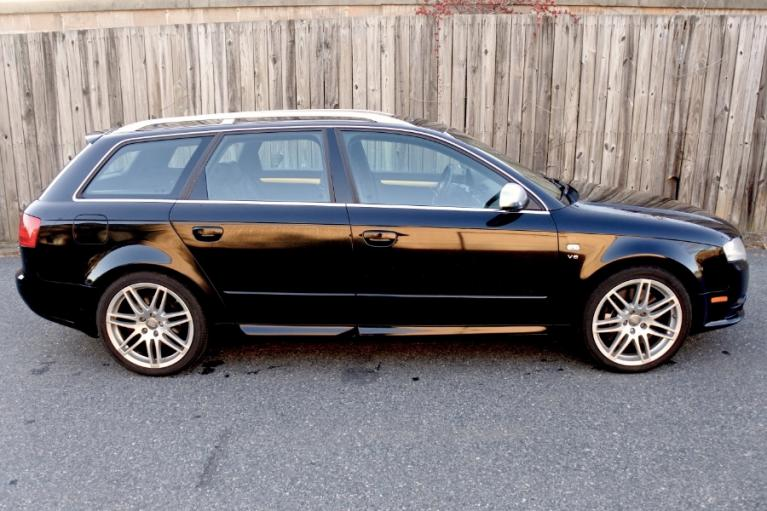 Used 2008 Audi S4 Avant Wagon Manual Used 2008 Audi S4 Avant Wagon Manual for sale  at Metro West Motorcars LLC in Shrewsbury MA 6