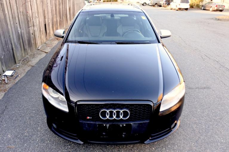 Used 2008 Audi S4 Avant Wagon Manual Used 2008 Audi S4 Avant Wagon Manual for sale  at Metro West Motorcars LLC in Shrewsbury MA 8