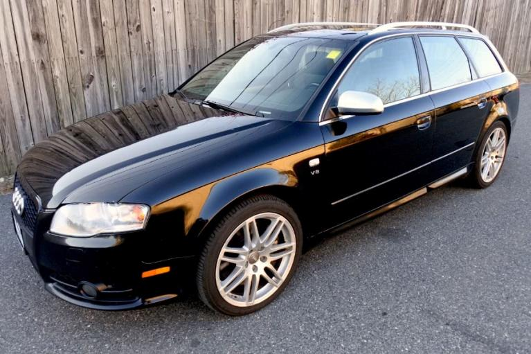 Used 2008 Audi S4 Avant Wagon Manual Used 2008 Audi S4 Avant Wagon Manual for sale  at Metro West Motorcars LLC in Shrewsbury MA 1