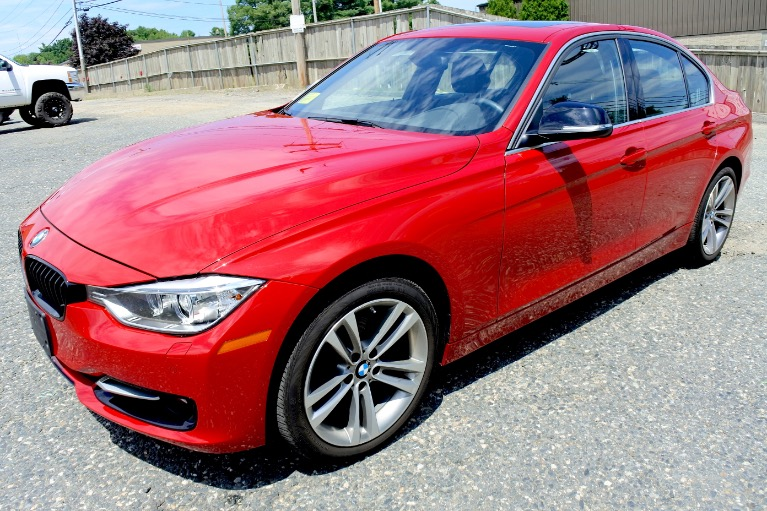 Used Used 2015 BMW 3 Series 328i xDrive AWD for sale $19,880 at Metro West Motorcars LLC in Shrewsbury MA