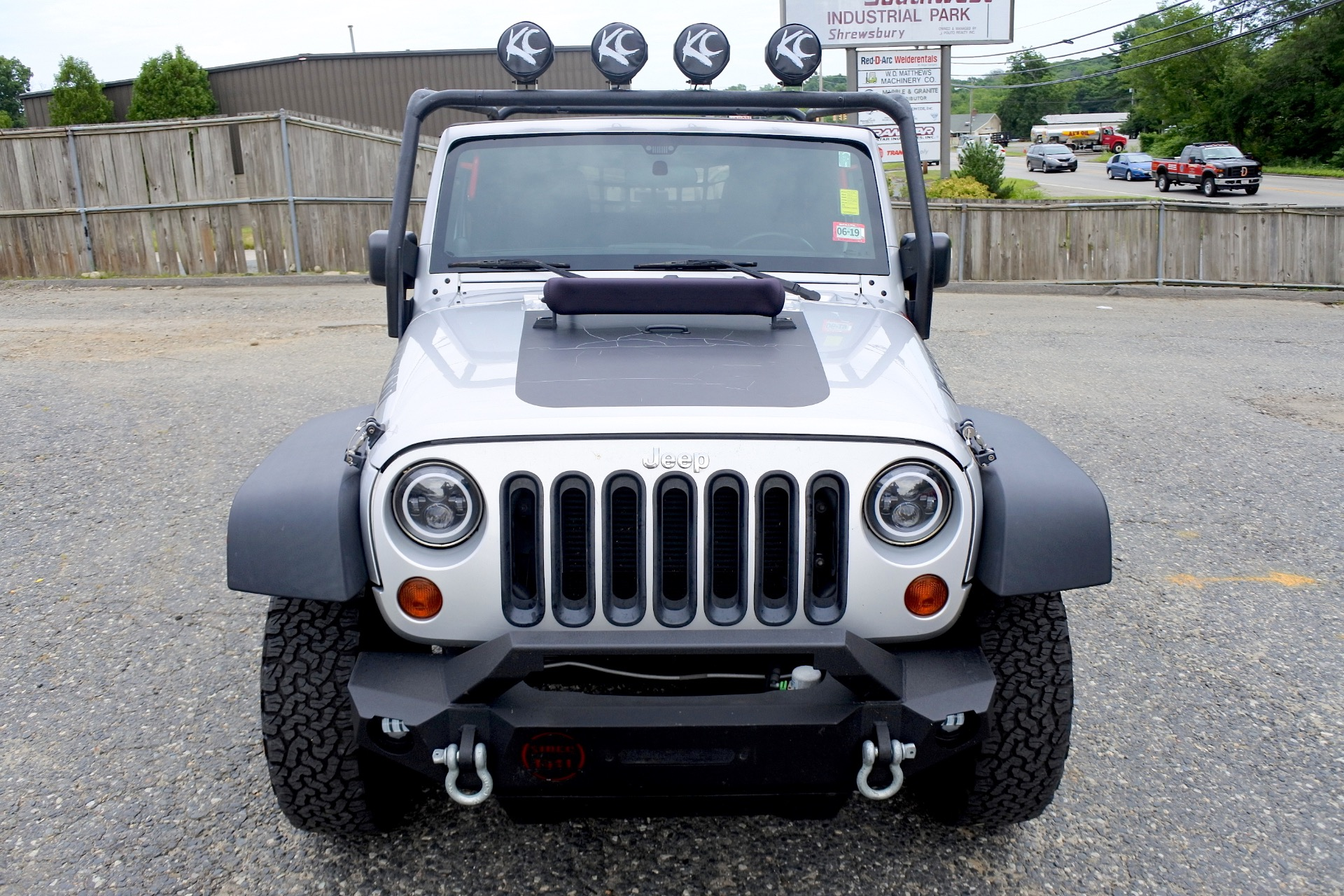 Used 2012 Jeep Wrangler 4WD 2dr Sport Used 2012 Jeep Wrangler 4WD 2dr Sport for sale  at Metro West Motorcars LLC in Shrewsbury MA 8