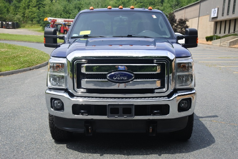 Used 2012 Ford Super Duty F-250 Srw 4WD Crew Cab 156' Lariat Used 2012 Ford Super Duty F-250 Srw 4WD Crew Cab 156' Lariat for sale  at Metro West Motorcars LLC in Shrewsbury MA 2