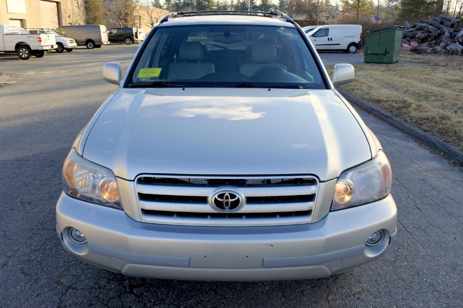 Used 2006 Toyota Highlander 4dr V6 4WD Limited w/3rd Row (Natl) Used 2006 Toyota Highlander 4dr V6 4WD Limited w/3rd Row (Natl) for sale  at Metro West Motorcars LLC in Shrewsbury MA 8