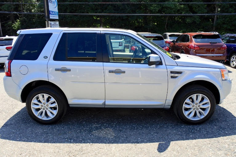Used 2011 Land Rover Lr2 AWD 4dr HSE Used 2011 Land Rover Lr2 AWD 4dr HSE for sale  at Metro West Motorcars LLC in Shrewsbury MA 6